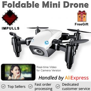 Foldable RC Mini Drone