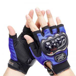 Fiber Bike Bicycle Training Tactical Gloves Half Finger 1