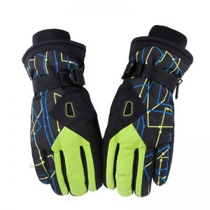 Warm Fleece Tactical Gloves Winter Snow Touchscreen Wateroriif 1