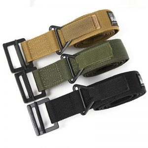 Military Combat Rescue Rigger Duty Belt