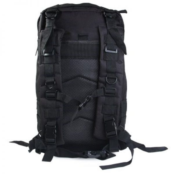"Military Bag Army Tactical Outdoor Backpack for Laptop 14"" 25L 3"