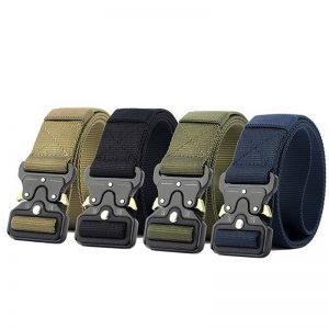 Military Equipment Army Tactical Belt