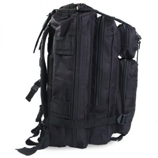 "Military Bag Army Tactical Outdoor Backpack for Laptop 14"" 25L 2"
