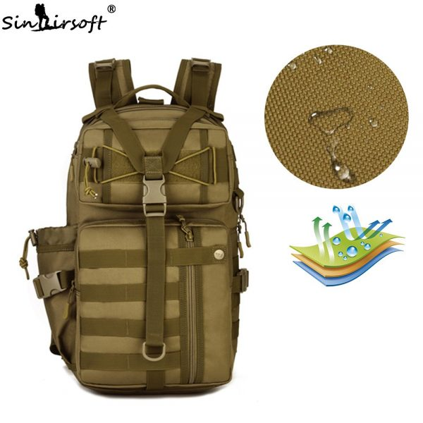 Outdoor Tactical Backpack 30L for Laptop 2