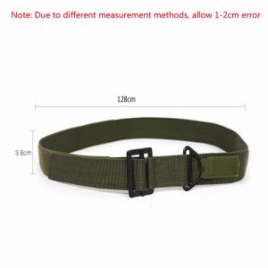 Military Combat Rescue Rigger Duty Belt 1