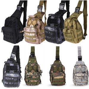 Outdoor Bag Military Tactical Shoulder Backpack