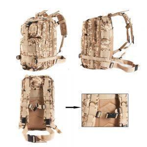 Capacity 30L Hiking Camping Bag Backpack 1