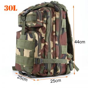 Outdoor Sport Military Tactical Backpack 30L