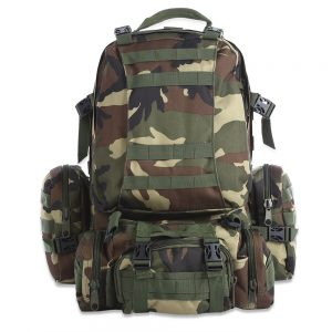 50L Military Backpack Molle Tactical Backpack 1