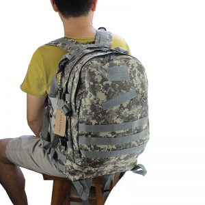Outdoor Backpack 40L Military Tactical Backpack
