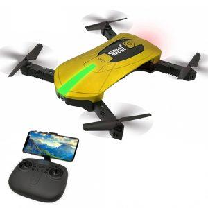 Foldable Mini Drone With Camera HD 1