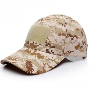 Snapback Camouflage Winter Tactical Hat Cap