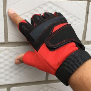Tactical Gloves Unisex Half Finger 1