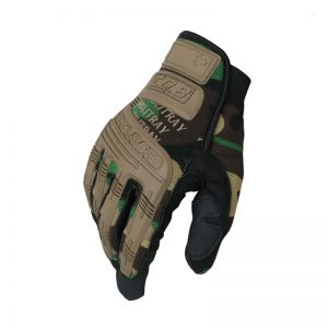 Outdoor waterproof hiking camping climbing gloves 5
