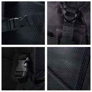 Military Bag Army Tactical Outdoor Backpack for Laptop 14