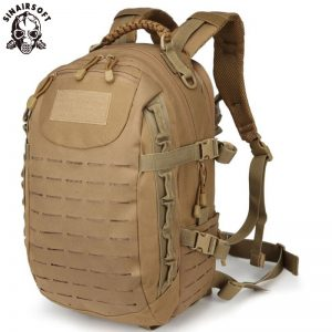 25L Tactical Backpack Laser Cut