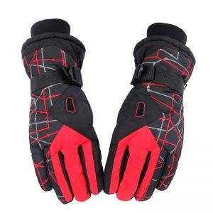 Tactical Gloves Fleece Warm Snow Ski Waterproof 1