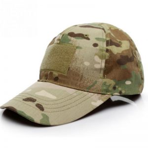 Snapback Camouflage Winter Tactical Hat Cap 1
