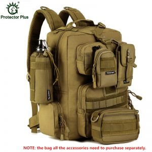 Military Army Tactical Backpack 30L