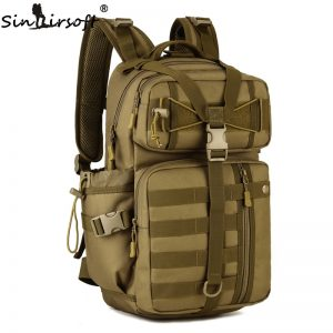 Outdoor Tactical Backpack 30L for Laptop