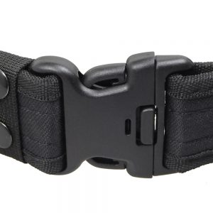 2 Inch Canvas Duty Tactical Sport Belt with Plastic Buckle 1