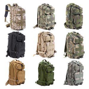 Capacity 30L Hiking Camping Bag Backpack