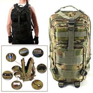25L Outdoor Military Tactical Backpack 1