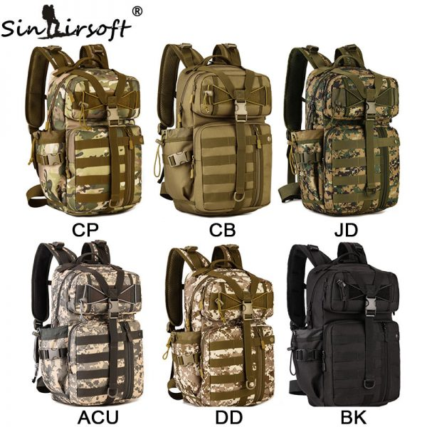 Outdoor Tactical Backpack 30L for Laptop 5