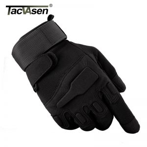 Army Gloves Combat Full Finger Gloves Military Tactical Gloves