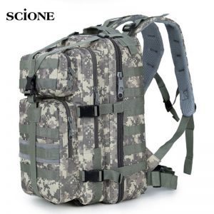 35L Military Army Backpack