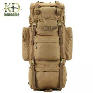 70L Big Capacity Outdoor Sports Bag Military Tactical Backpack
